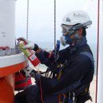 風力発電業務-外装メンテナンス-