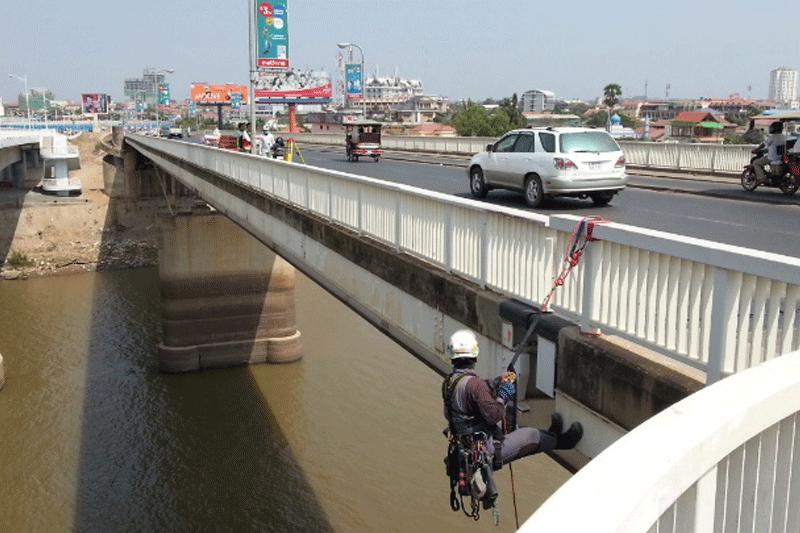 チュルイ・チョンバー橋改修計画