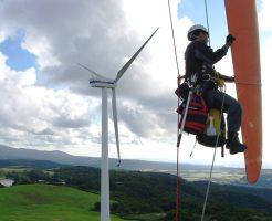 風力発電の定期点検義務化