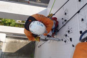 建築物調査 外壁補修