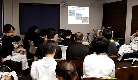 SGST岡本利朗さん技術講座